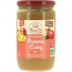 PUREE POMME FRANCE COING 680G