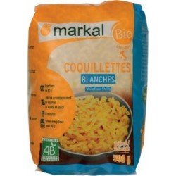 COQUILLETTES BLANCHES 500G MARKAL
