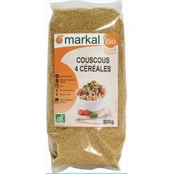 COUSCOUS 4 CER.500G BL/BLE ANCIEN/EP/MAIS