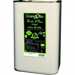 HUILE OLIVE FRUITEE 5L GRAND OLIO