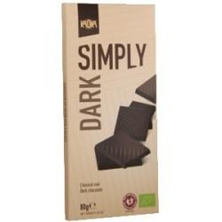 CHOCOLAT SIMPLY DARK 61% 80G