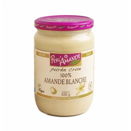 PUREE AMANDE BLANCHE 630G