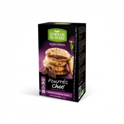COOKIES FOURRE CHOCOLAT 175G