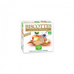 BISCOTTES EPEAUTRE 270G A L'HUILE OLIVE