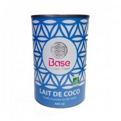 LAIT DE COCO BIO 400ML BCA