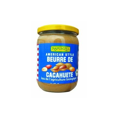 BEURRE DE CACAHUETE 500G