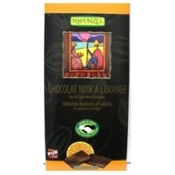 A.CHOCOLAT NOIR ORANGE 80G MDM