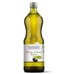 HUILE OLIVE VIERGE 1L DOUCE