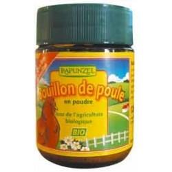 BOUILLON POULE 125G POUDRE BOCAL SANS Huile de Palme