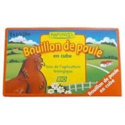 BOUILLON CUBE POULE 8 PIECES