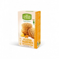 BISCUIT PLAISIR AGRUMES 175G PUR BEURRE