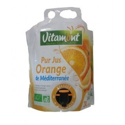 JUS ORANGE 3L FONTAINE SOUPLE