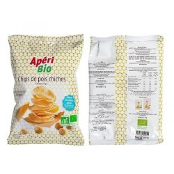 CHIPS POIS CHICHES BIO 75G