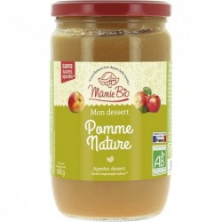 PUREE POMME FRANCE 680 GRS