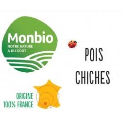POIS CHICHES MONBIO AB 5KG