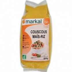 COUSCOUS MAIS - RIZ 500G