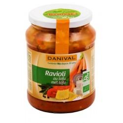 RAVIOLIS TOFU 670G