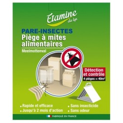 ANTI-MITES PIEGE NATUREL MITES ALIMENTAIRES*