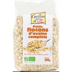 FLOCONS AVOINE PETIT 500G FRANCE GRILLON OR