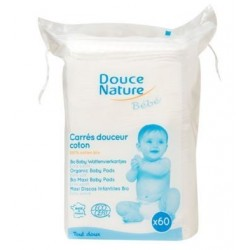 CARRES DOUCEUR COTON 60 PIECES