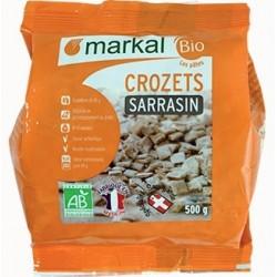 CROZETS SARRASIN 20% 500G