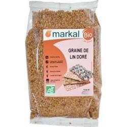GRAINE LIN DORE 500G MARKAL