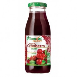 JUS CRANBERRY 50CL CANNEBERGE