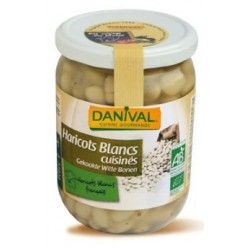 HARICOTS BLANCS CUISINES 400G