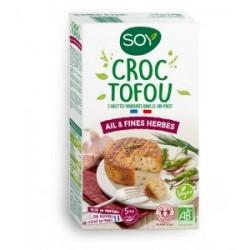 CROQUE TOFOU AIL & FINE HERBE