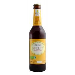 BIERE SPELTY SANS ALCOOL 33CL