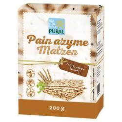 PAIN AZYME PETIT EPEAUTRE