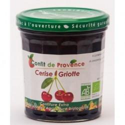CONFITURE GRIOTTES 370G CONFIT PROVENCE