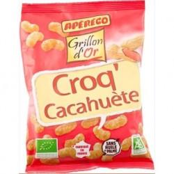 CROQ CACAHUETE 50G APERO/BASE MAIS