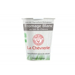 FROMAGE BLANC CHEVRE NAT 400G