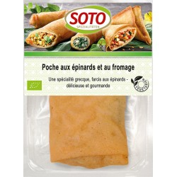 POCHE EPINARDS FROMAGE 150 G