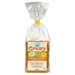 CRUSTY EPEAUTRE/FROMAGE/TOURNESOL 200G