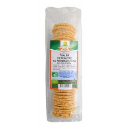 BISCUITS THALER EPEAUTRE FROMAGE 100G