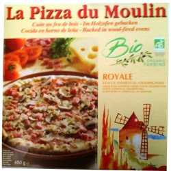 PIZZA DU MOULIN ROYALE 400G