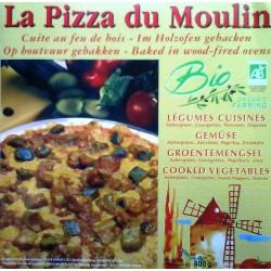PIZZA LEGUMES CUISINES DU MOULIN