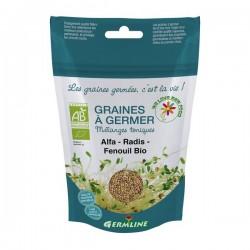 GRAINES A GERMER ALFA/RADIS/FENOUIL 150G