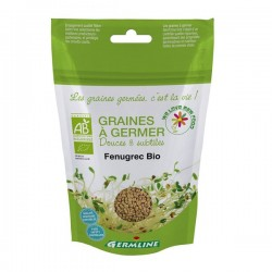 GRAINES A GERMER FENUGREC 150G