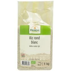 RIZ ROND BLANC 1KG PRIMEAL
