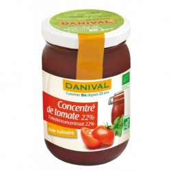 CONCENTRE TOMATES 22% 200G