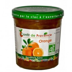 CONFITURE BIOLOGIQUE EXTRA 370 GR ORANGE