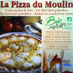 PIZZA 3 FROMAGES DU MOULIN