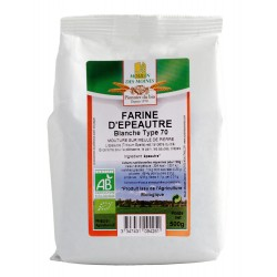 FARINE EPE BL T70 500G MOULIN