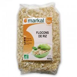 FLOCONS RIZ 500G MARKAL