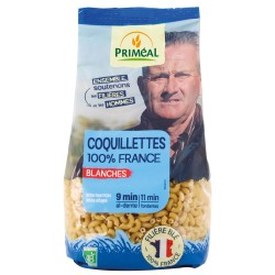 COQUILLETTES BL 500G PRIMEAL