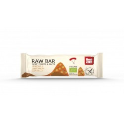 RAW BAR ABRICOT CANNELLE LIMA 35G