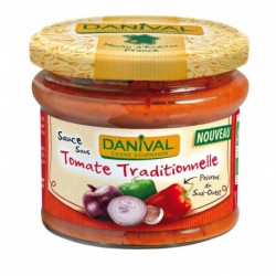 SAUCE TOMATE TRADITIONNELLE 210G